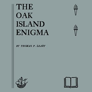 The Oak Island Enigma Audiobook By Thomas P. Leary cover art