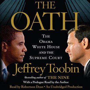 The Oath Audiobook By Jeffrey Toobin cover art