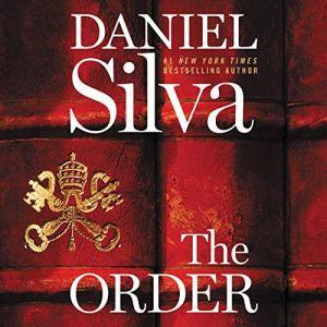 The Order Audiobook By Daniel Silva cover art