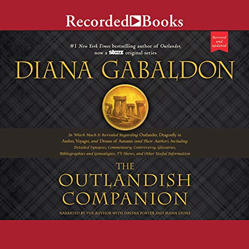 The Outlandish Companion: International Edition Audiobook By Diana Gabaldon cover art