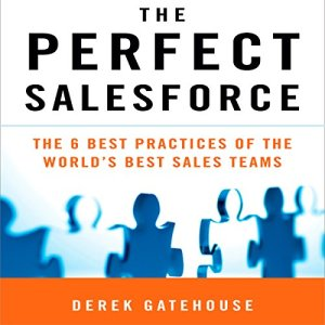 The Perfect SalesForce Audiobook By Derek Gatehouse cover art