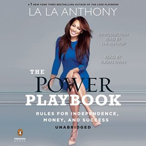The Power Playbook Audiobook By La La Anthony cover art