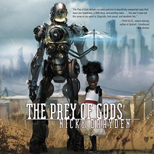 The Prey of Gods Audiobook By Nicky Drayden cover art