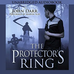 The Protector's Ring Audiobook By John Darr cover art