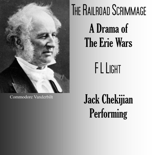 The Railroad Scrimmage Audiobook By F. L. Light cover art