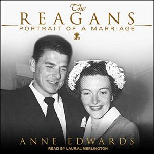 The Reagans Audiobook By Anne Edwards cover art