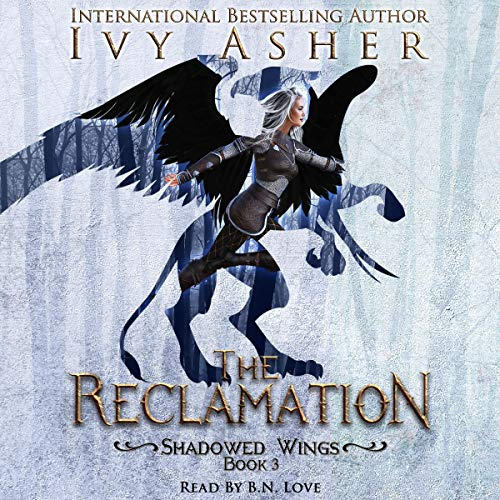 The Reclamation Audiobook By Ivy Asher cover art