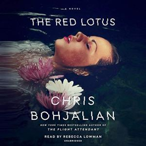 The Red Lotus Audiobook By Chris Bohjalian cover art