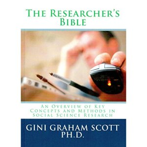 The Researchers Bible Audiobook By Gini Graham Scott cover art