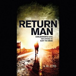 The Return Man Audiobook By V. M. Zito cover art