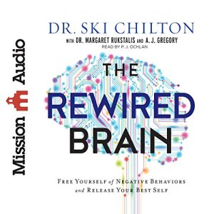 The ReWired Brain Audiobook By Ski Chilton, Margaret Rukstalis, A. J. Gregory cover art