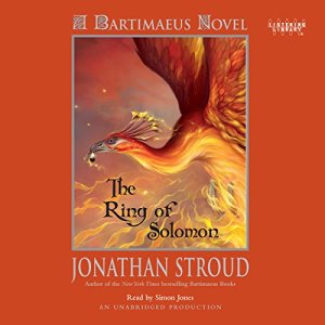 The Ring of Solomon Audiobook By Jonathan Stroud cover art