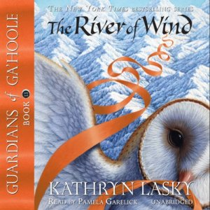 The River of Wind Audiobook By Kathryn Lasky cover art
