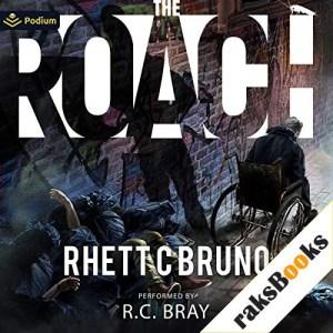 The Roach Audiobook By Rhett C. Bruno cover art