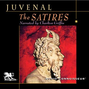 The Satires Audiobook By Juvenal cover art