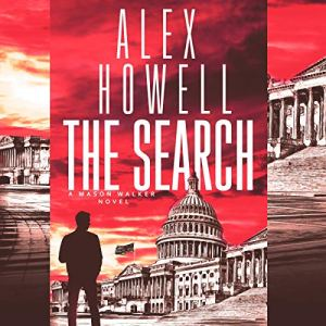 The Search Audiobook By Alex Howell cover art