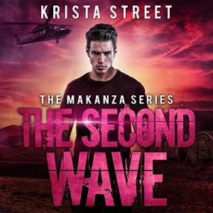 The Second Wave Audiobook By Krista Street cover art