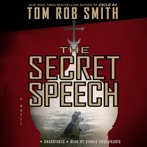 The Secret Speech Audiobook By Tom Rob Smith cover art