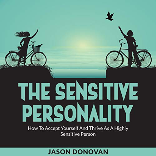 The Sensitive Personality Audiobook By Jason Donovan cover art