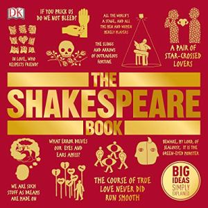 The Shakespeare Book Audiobook By DK cover art