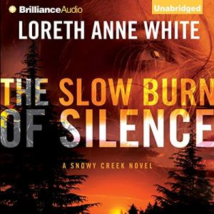 The Slow Burn of Silence Audiobook By Loreth Anne White cover art