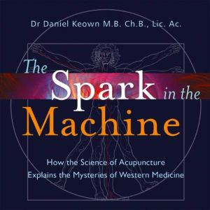 The Spark in the Machine Audiobook By Daniel Keown cover art