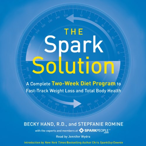 The Spark Solution Audiobook By Becky Hand, Stepfanie Romine cover art