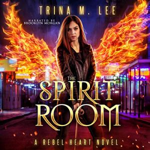 The Spirit Room Audiobook By Trina M. Lee cover art