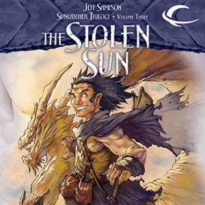 The Stolen Sun Audiobook By Jeff Sampson cover art