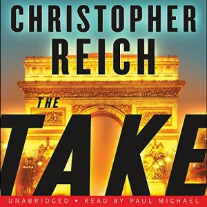 The Take Audiobook By Christopher Reich cover art
