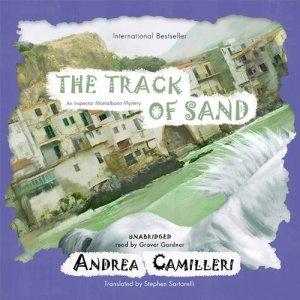 The Track of Sand Audiobook By Andrea Camilleri, Stephen Sartarelli (translator) cover art