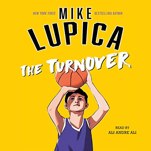 The Turnover Audiobook By Mike Lupica cover art