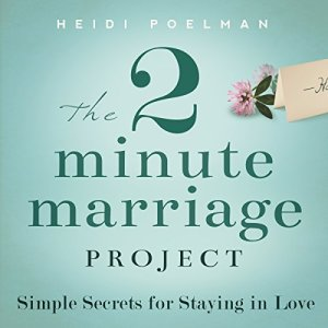 The Two-Minute Marriage Project Audiobook By Heidi Poleman cover art