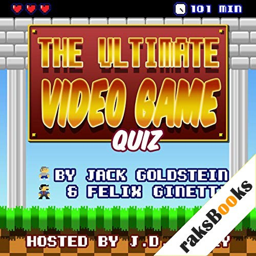 The Ultimate Video Game Quiz Audiobook By Jack Goldstein cover art
