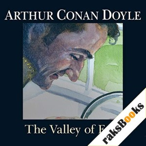 The Valley of Fear Audiobook By Arthur Conan Doyle cover art