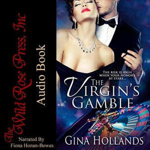 The Virgin's Gamble Audiobook By Gina Hollands cover art