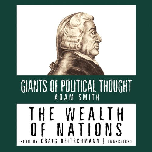 The Wealth of Nations Audiobook By Adam Smith cover art