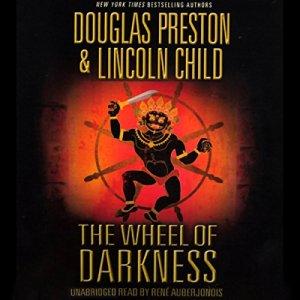 The Wheel of Darkness Audiobook By Douglas Preston, Lincoln Child cover art