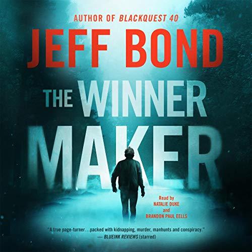 The Winner Maker Audiobook By Jeff Bond cover art