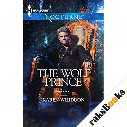 The Wolf Prince Audiobook By Karen Whiddon cover art