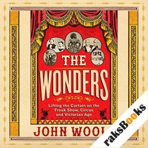 The Wonders Audiobook By John Woolf cover art