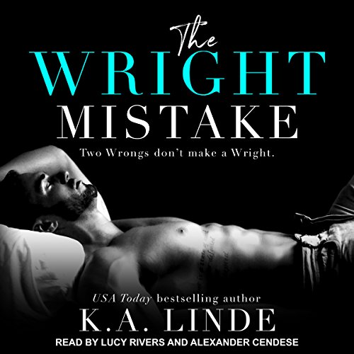 The Wright Mistake Audiobook By K.A. Linde cover art