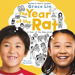 The Year of the Rat Audiobook By Grace Lin cover art