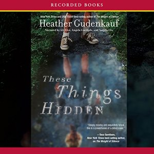 These Things Hidden Audiobook By Heather Gudenkauf cover art