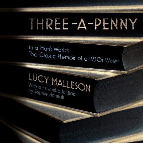 Three-a-Penny Audiobook By Lucy Malleson cover art