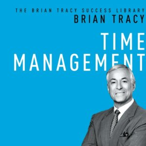 Time Management Audiobook By Brian Tracy cover art