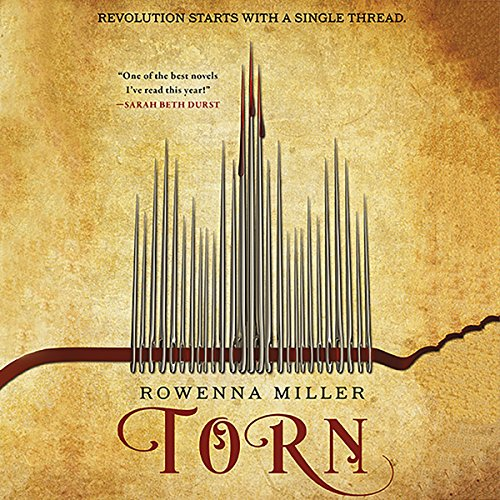 Torn Audiobook By Rowenna Miller cover art
