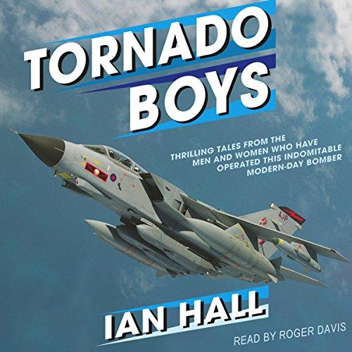 Tornado Boys Audiobook By Ian Hall cover art