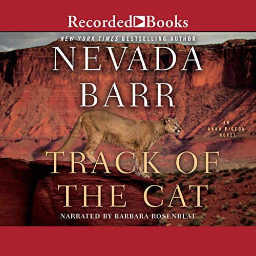 Track of the Cat Audiobook By Nevada Barr cover art