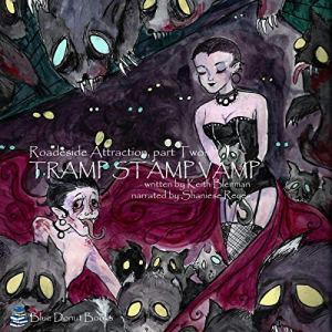 Tramp Stamp Vamp Audiobook By Keith Blenman cover art